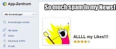 """Alle Facebook-Likes anzeigen und """"Gefällt mir""""s löschen"""