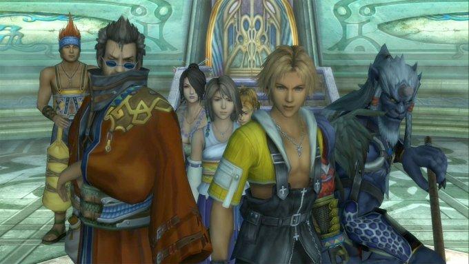 Final Fantasy X/X-2 HD Remaster: Release erst 2014?