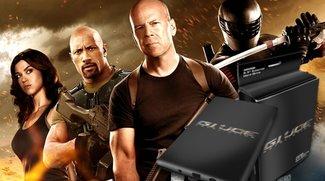 G.I. Joe 2: Gewinnspiel - Externe Festplatte im Film-Style einsacken!