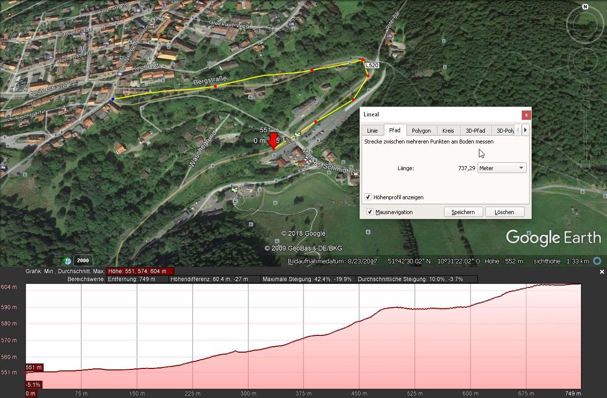 Entfernungsmesser Route : Entfernungsmessung karte entfernungsmesser google maps