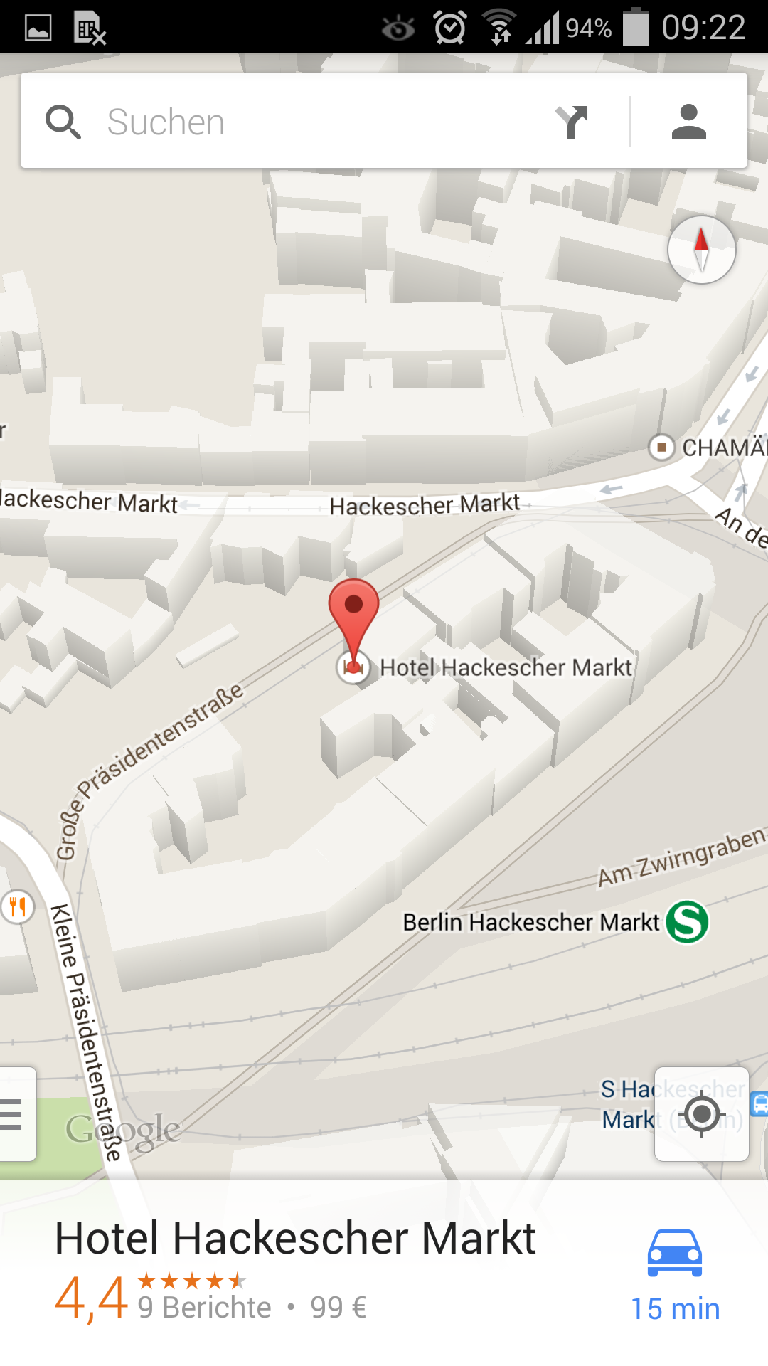 Google Maps: Das beste Kartenwerk der Welt für Android, iOS und im on