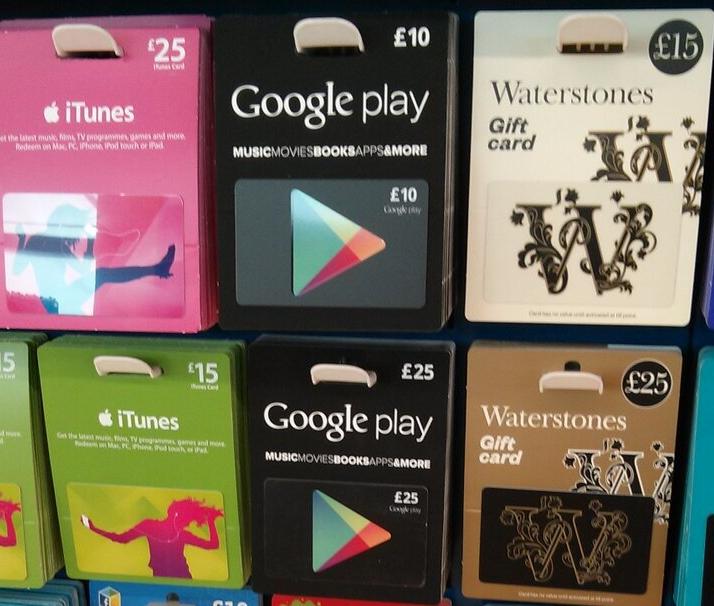 google play karte 5 euro Google Play: Prepaid Karten erscheinen endlich in Europa – GIGA google play karte 5 euro