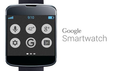 Google Smartwatch Teaser