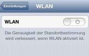iOS 6.1.3: WiFi-Probleme bei einigen iPhones bestehen weiterhin