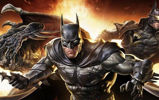 Infinite Crisis: Videos zeigen Nightmare Batman und Wonder Woman