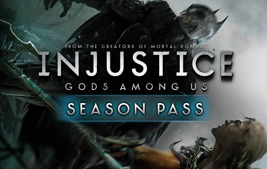Injustice - Gods Among Us: Season Pass angekündigt