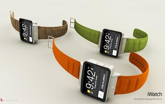 Apples iWatch: Soll noch 2013 kommen