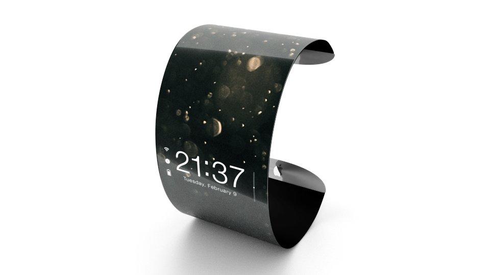 iWatch: Apple sucht nach Experten für flexible Displays - neue Patentanträge