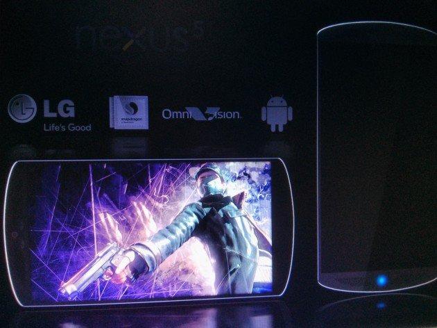 Nexus 5 Prototyp