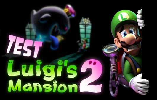Luigi's Mansion 2 Test - Fast auf Mario-Niveau