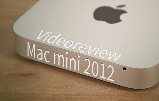 Mac mini 2012: Videoreview und Test des kleinsten Desktop-Mac