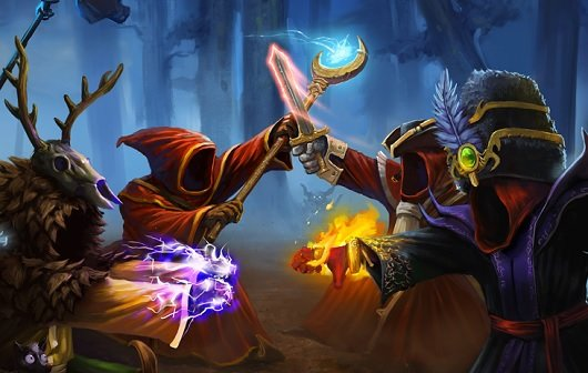 Magicka - Wizard Wars: Paradox kündigt neuen PC Titel an