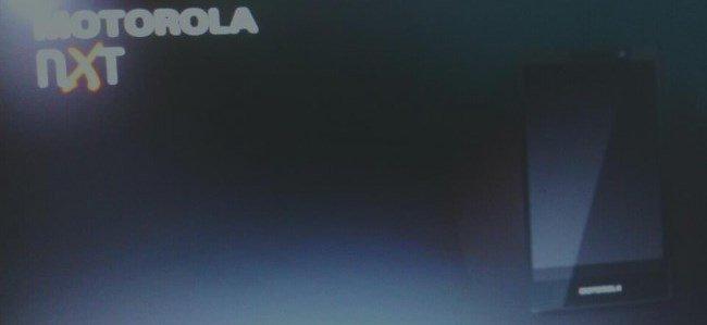 X-Phone: Erstes Bild vom Google/Motorola Smartphone? (Update)