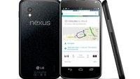 Nexus 4: Google verkauft neue, minimal überarbeitete Variante