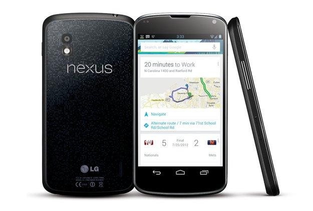 Play Store: Neues Nexus 4 Zubehör gelistet