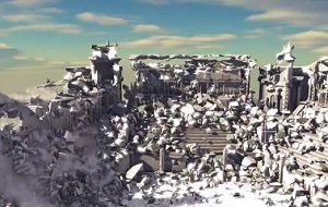 Nvidia: Tech Demo zeigt massive Zerstörung