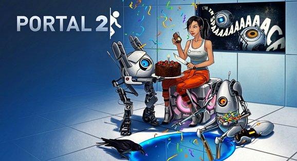 Portal 2 - Neuer PC Patch erschienen