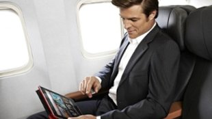 Qantas Airways setzt auf iPads als In-Flight-Entertainment-System (Update)