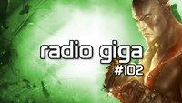 radio giga #102 - SimCity, God of War: Ascension, Thief-Leak