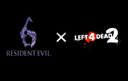 Resident Evil 6: Erste Gameplay-Szenen vom Left 4 Dead 2 Crossover