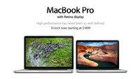 Retina-MacBook Pro: Apple muss Werbetexte wegen Chromebook Pixel anpassen