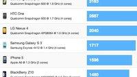 Samsung Galaxy S4: Doppelt so schnell wie ein iPhone 5 (Benchmarks)