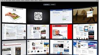 Tippchen: Safari Top Sites exportieren