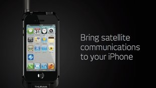 iPhone als Satellitentelefon: Thuraya SatSleeve vorgestellt