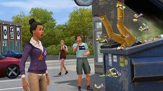 Die Sims 3 - Wildes Studentenleben: Trailer zum US-Launch