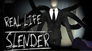 Slenderman in Real-Life - Nosterafu TV