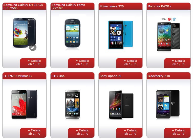 Samsung Galaxy S4 DEAL