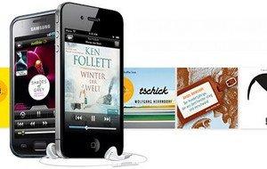 Spiegel-Bestseller kostenlos als Hörbuch:<b> Ein Top-Titel geschenkt von Audible</b></b>