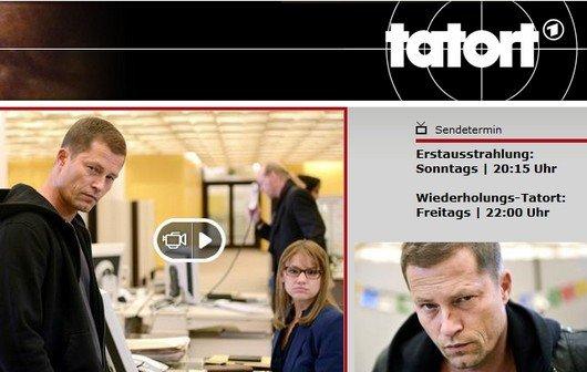 """Der explosive Tatort mit Til Schweiger: """"Willkommen in Hamburg"""" online sehen"""