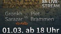 Last Man Standing Stream: David zu Gast im 8 Stunden Live-Stream-Event