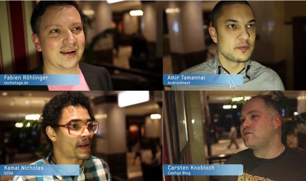 Galaxy S4: Was deutsche Tech-Reporter vom neuen Samsung Flaggschiff halten