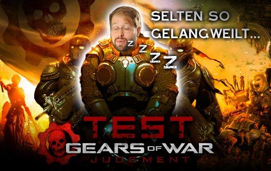 Gears of War: Judgment Test – Selten so gelangweilt
