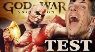 God of War: Ascension Test - Göttliches Geschnetzel?