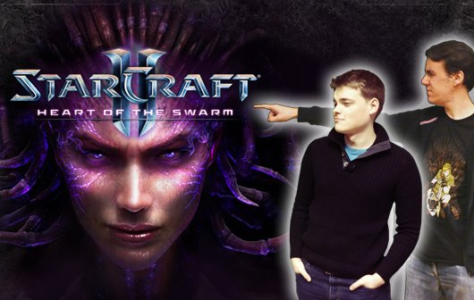 StarCraft 2: Heart of the Swarm - GIGA Gameplay