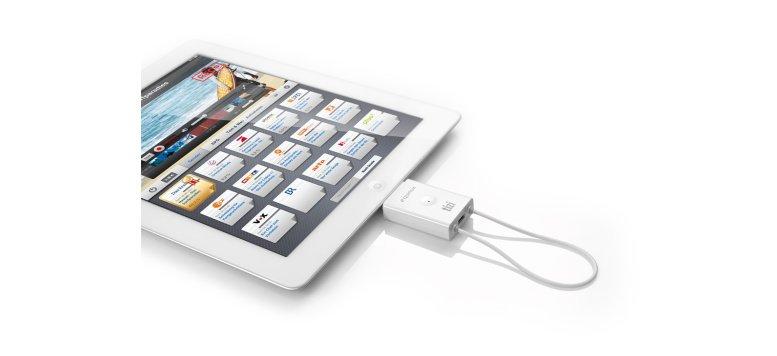 equinux tizi go TV-Empfänger für iPhone und iPad für 49,99 Euro