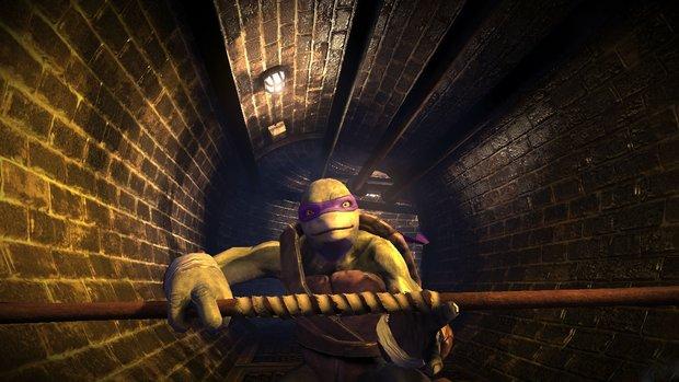 Teenage Mutant Ninja Turtles: Aus den Schatten