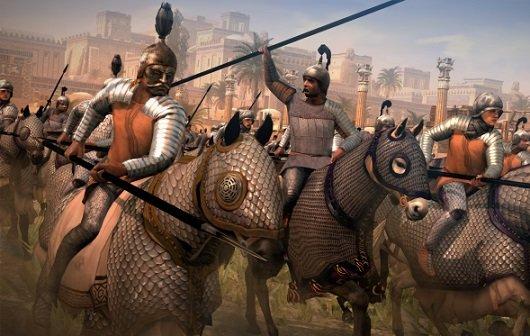Total War - Rome 2: Parthien als siebte Fraktion vorgestellt