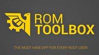 ROM Toolbox: das ultimative Taschenmesser für Root-User