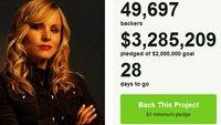 """Crowdfunding für Warner: Fans finanzieren """"Veronica Mars""""-Film mit 3 Millionen Dollar"""