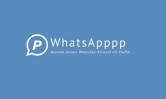 WhatsApp über PayPal bezahlen - So geht es schnell und einfach