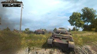 World of Tanks: Update 8.4 bringt neue britische, deutsche Panzer