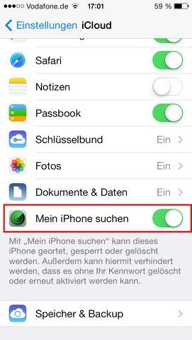 zweistufige-bestaetigung-mein-iphone-suchen