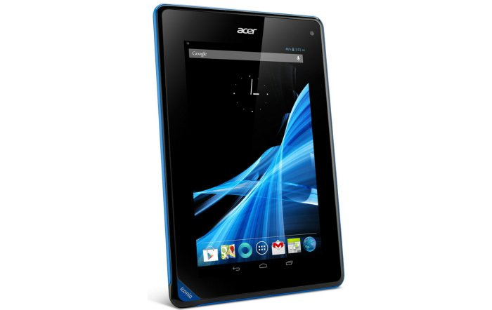 Acer Iconia B1 Tablet für 69,00 Euro bei Notebooksbilliger