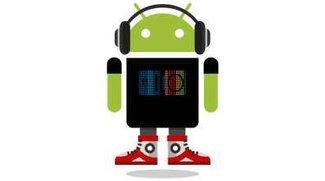 Die beliebtesten Musik Apps für Android in Deutschland (Infografik)