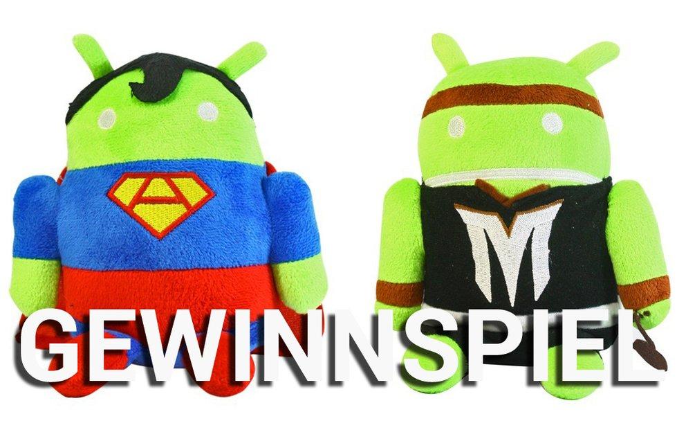Android Plüschtier Gewinnspiel: Gewinner stehen fest