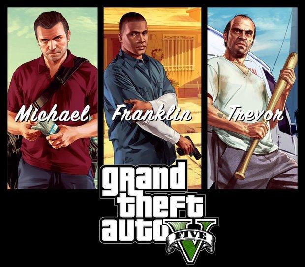 GTA 5: Trailer zu den Protagonisten Michael, Franklin & Trevor